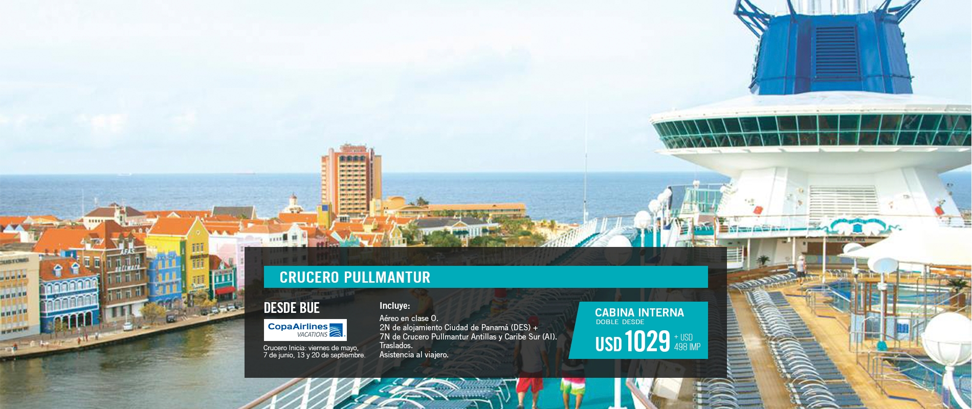 Home - Pullmantur