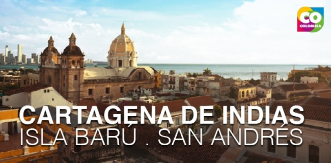 CARTAGENA, BARU Y SAN ANDRES