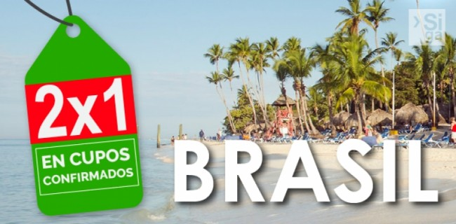 CARIBE&BRASIL CUPOS OK