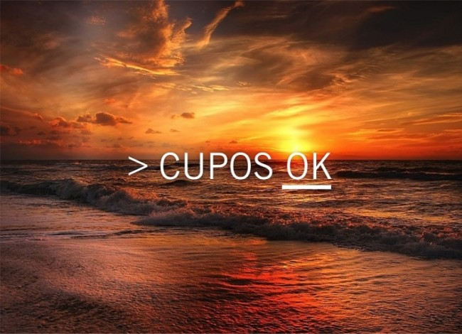 CUPOS OK
