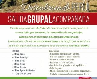 DESCRUBRI PERU
