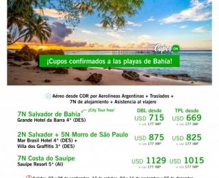 Disfrutá Bahía desde COR