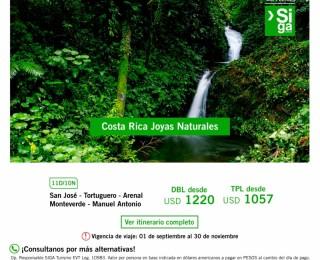 Descubriendo Costa Rica